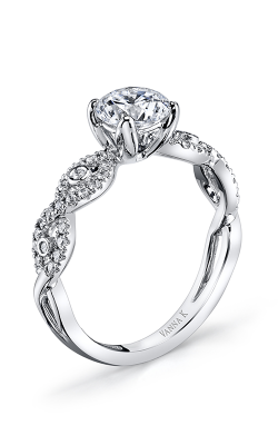 Vanna K Solea Engagement Ring 18R437DCZ product image