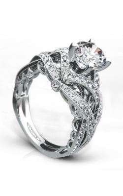 Vanna K Solea Engagement Ring 18RGL00723DCZ product image