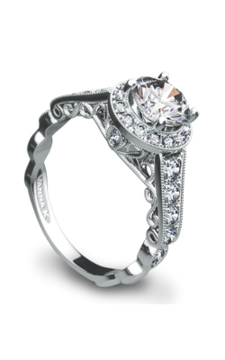 Vanna K Solea Engagement Ring 18RGL00436DCZ product image