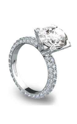 Vanna K Solea Engagement Ring 18RGL023DCZ product image