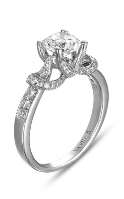 Vanna K Solea Engagement ring 18RGL0200DCZ product image