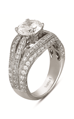 Vanna K Solea Engagement ring 18RGL00208DCZ product image