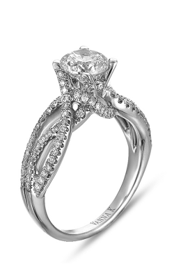 Vanna K Solea Engagement ring 18RGL00176DCZ product image
