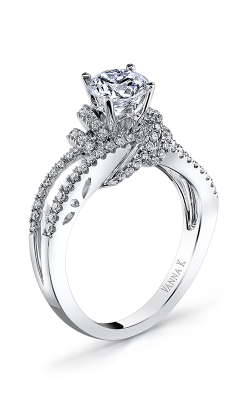 Vanna K Solea Engagement ring 18RGL00167DCZ product image