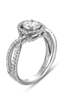 Vanna K Solea Engagement ring 18RGL00070DCZ product image