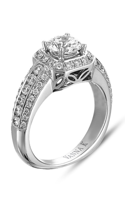 Vanna K Solea Engagement ring 18RGL004DCZ product image