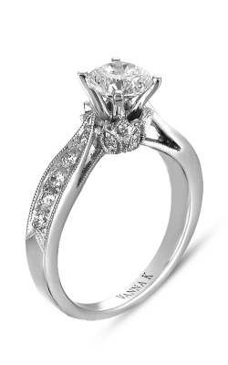Vanna K Solea Engagement ring 18RGL003DCZ product image