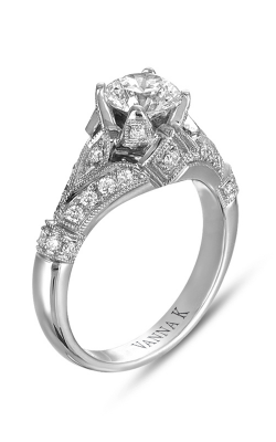 Vanna K Solea Engagement ring 18RGL001DCZ product image