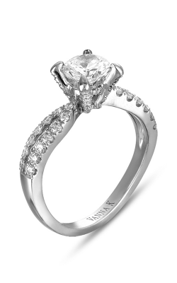 Vanna K Solea Engagement ring 18RGG191DCZ product image