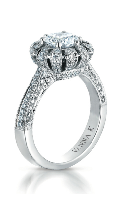 Vanna K Solea Engagement ring 18RO2393DCZ product image