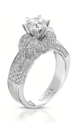 Vanna K Solea Engagement ring 18RGL00134DCZ product image