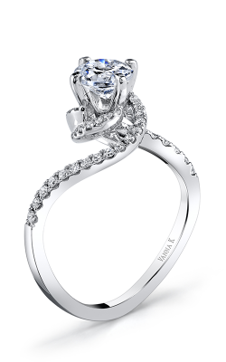 Vanna K Solea Engagement ring 18RGL00122DCZ product image