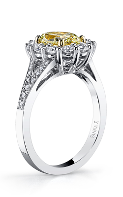 Vanna K Soleamore Engagement Ring 18RGL38DY product image