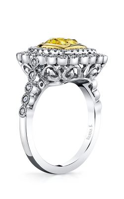 Vanna K Soleamore Engagement Ring 18RGL39DY product image