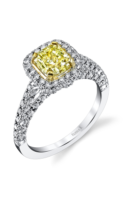 Vanna K Soleamore Engagement Ring 18R9841DY product image