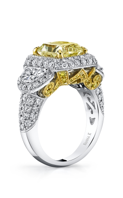 Vanna K Soleamore Engagement Ring 18RGL938D product image