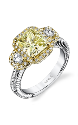 Vanna K Soleamore Engagement Ring 18RGL937D product image