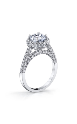 Vanna K Diamond Engagement ring 18R1120DCZ product image