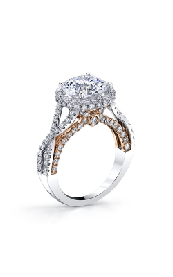Vanna K Engagement Ring 18R1265PW product image