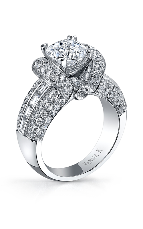 Vanna K Cascade Engagement ring 18AR988771DCZ product image