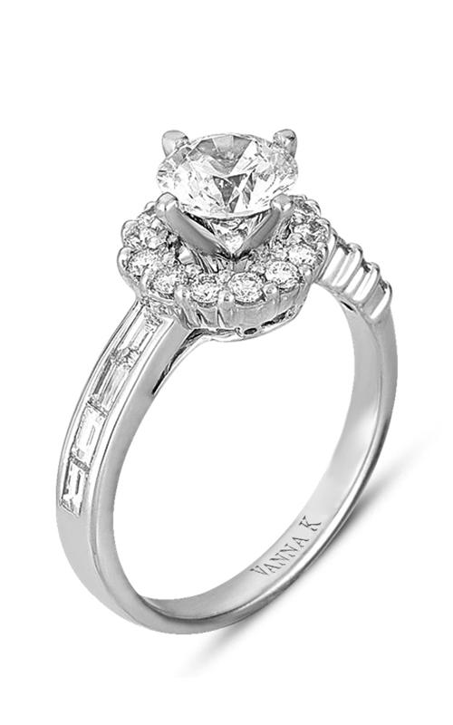 Vanna K Cascade Engagement ring 18RGL00263DCZ product image