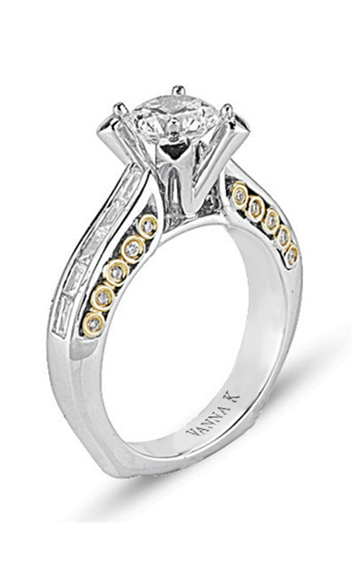 Vanna K Cascade Engagement ring 18RO4529DCZ product image