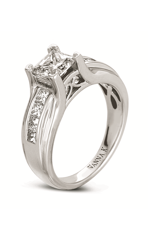 Vanna K Cascade Engagement ring 18R167DCZ product image