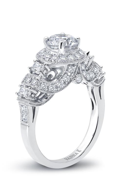 Vanna K Kamara Engagement ring 18RGL00662DCZ product image