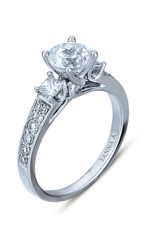 Vanna K Kamara Engagement ring 18RM41449DCZ product image