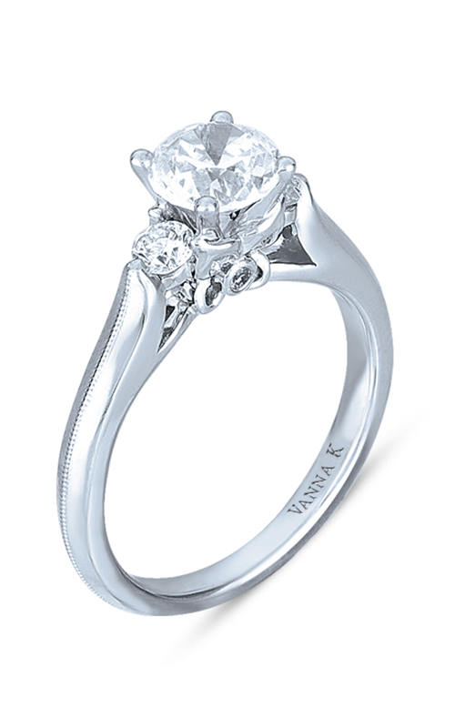 Vanna K Kamara Engagement ring 18RM42049DCZ product image