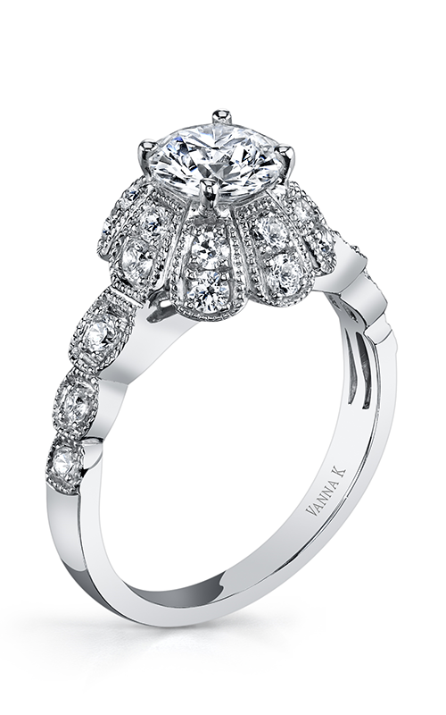 Vanna K Solea Engagement ring 18R850DCZ product image