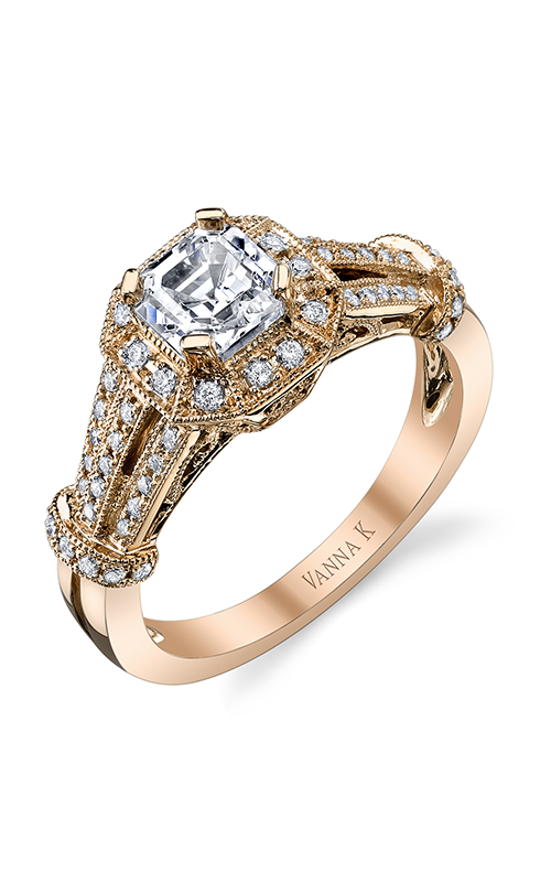 Vanna K Solea Engagement ring 18RGL748PDCZ product image