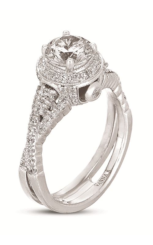 Vanna K Solea Engagement ring 18RGL00276DCZ product image