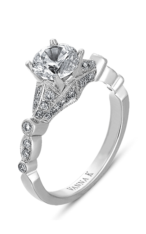 Vanna K Solea Engagement ring 18RGL00351DCZ product image