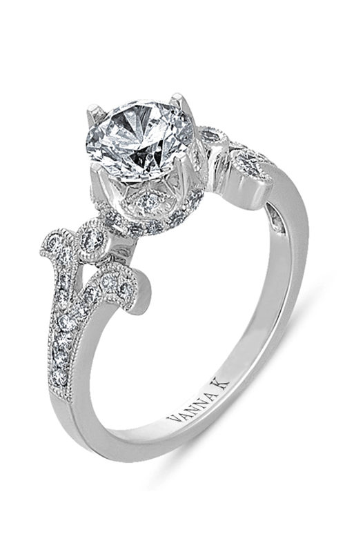 Vanna K Solea Engagement ring 18RGL00343DCZ product image