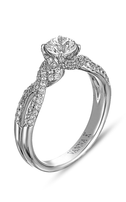Vanna K Solea Engagement ring 18RO7629DCZ product image
