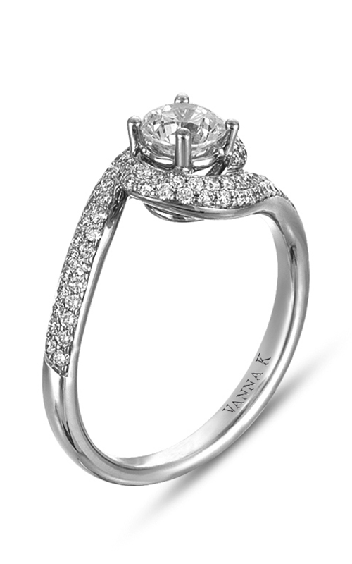 Vanna K Solea Engagement ring 18RO7631DCZ product image