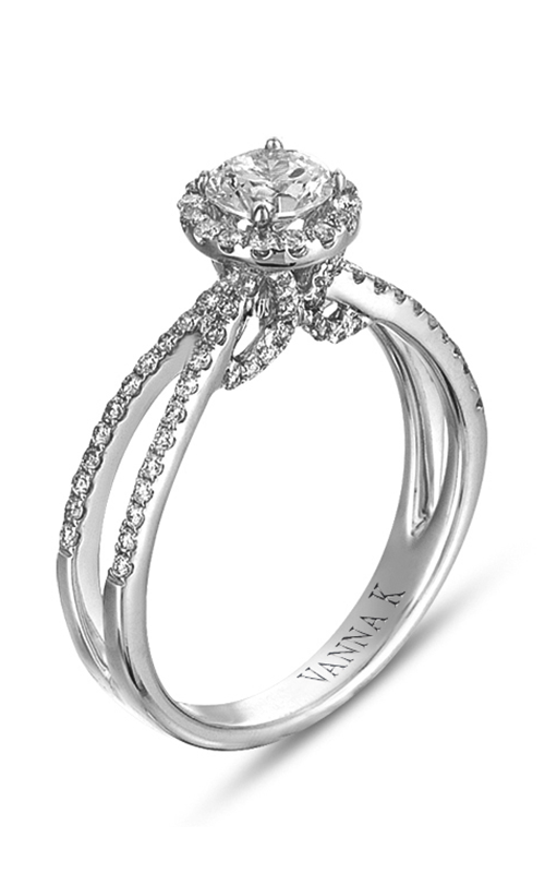 Vanna K Solea Engagement ring 18RO5289DCZ product image