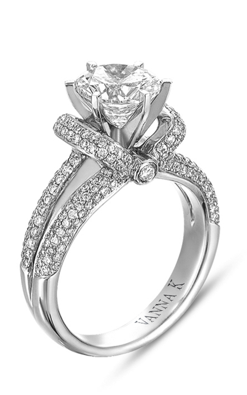Vanna K Solea Engagement ring 18AR9887DCZ product image