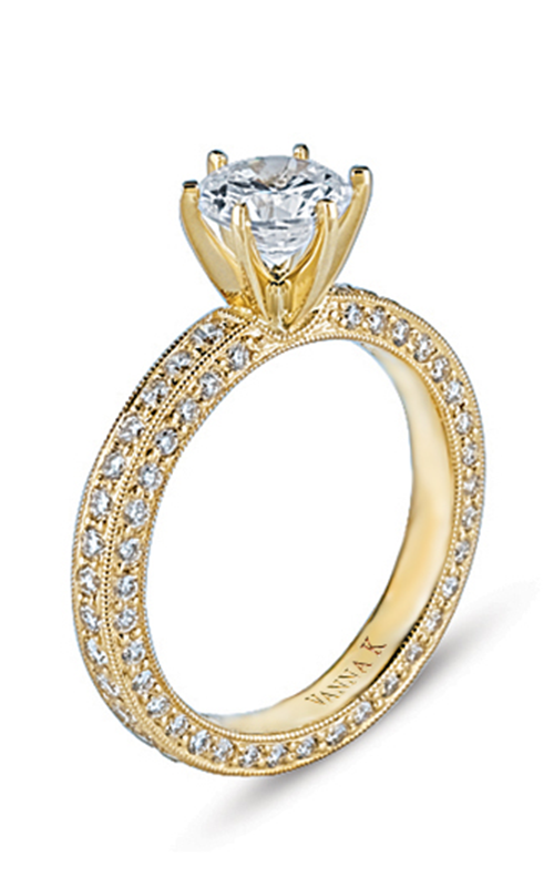 Vanna K Solea Engagement ring 18RO2141YDCZ product image