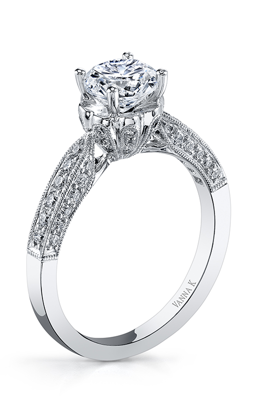 Vanna K Solea Engagement ring 18RO2051DCZ product image