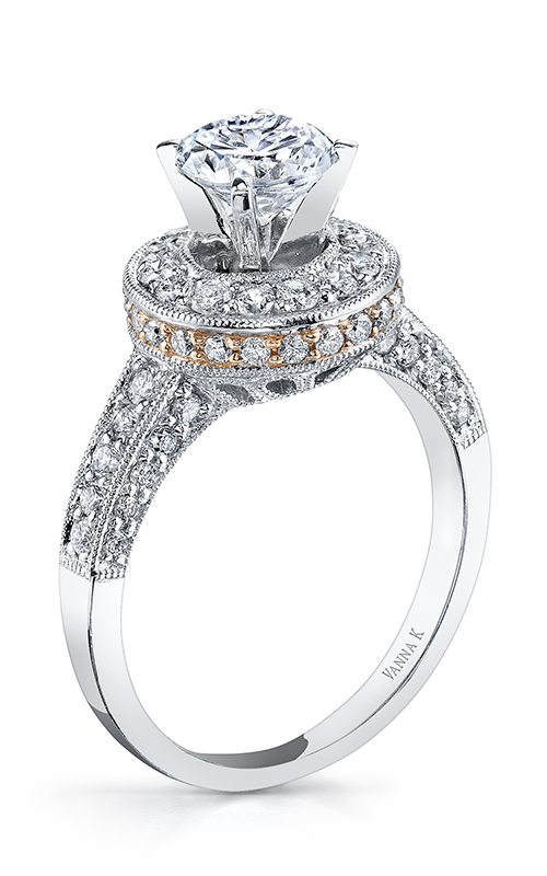 Vanna K Solea Engagement ring 18RM13621DCZ product image