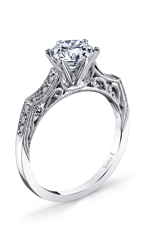 Vanna K Solea Engagement ring 18M00140CZ product image