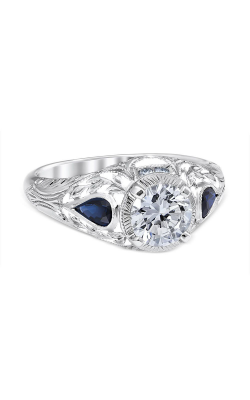 Whitehouse Brothers Vintage Engagement ring 8123S product image
