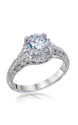 Whitehouse Brothers Vintage Engagement Ring 8184 product image