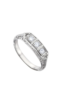 Whitehouse Brothers Vintage Wedding band 3993W product image
