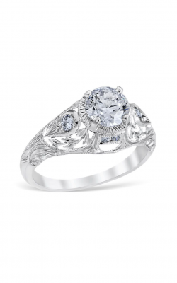 Whitehouse Brothers Vintage Engagement Ring 8123 product image