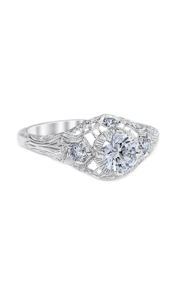 Whitehouse Brothers Vintage Engagement Ring 8126 product image