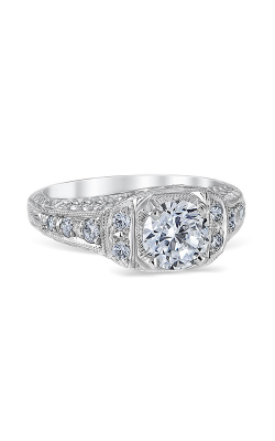 Whitehouse Brothers Vintage Engagement Ring 8154 product image