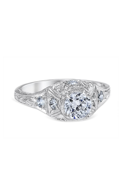 Whitehouse Brothers Vintage Engagement Ring 8125 product image
